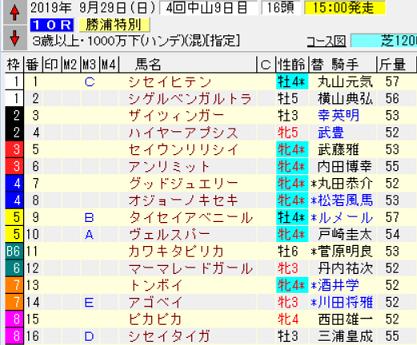 19勝浦特別