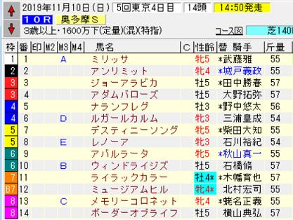 19奥多摩S