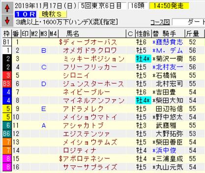19晩秋S