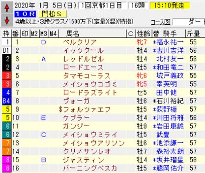 20門松S