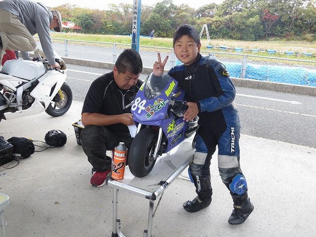 2019KKWミニバイクレース最終戦