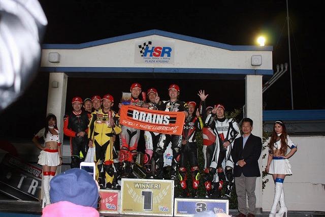 2019 SuperドリームSunday 8時間耐久レース 第12章 HSR九州 2019120708