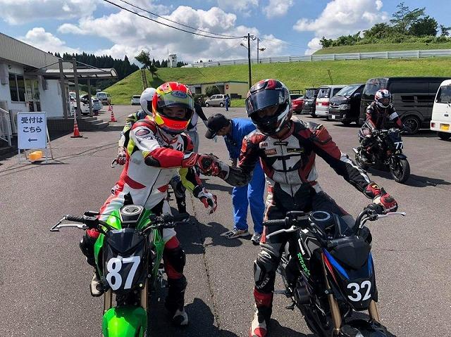 2019九州ミニバイク祭り2019inSPA直入Rd.2 20190915