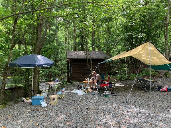 12キャンプ
