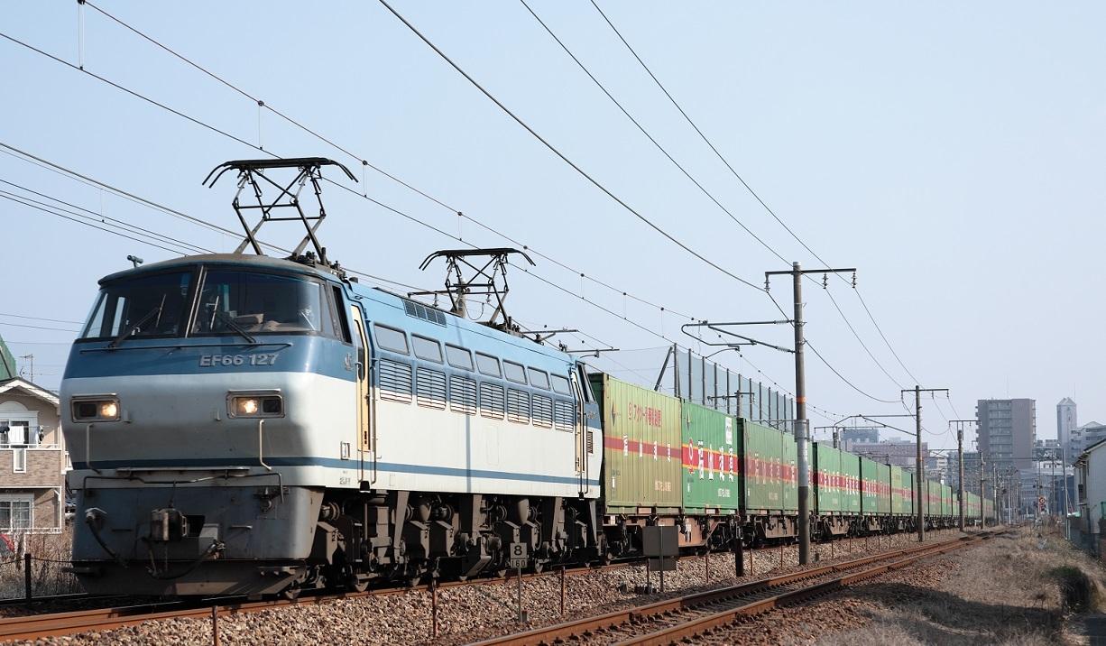 EF66 127