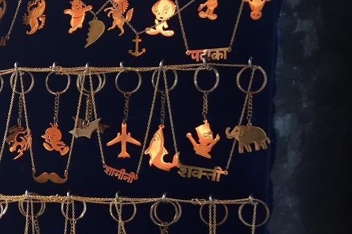 アルファベット以外にインド系文字でも作ってくれる