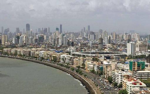 ムンバイ海岸部