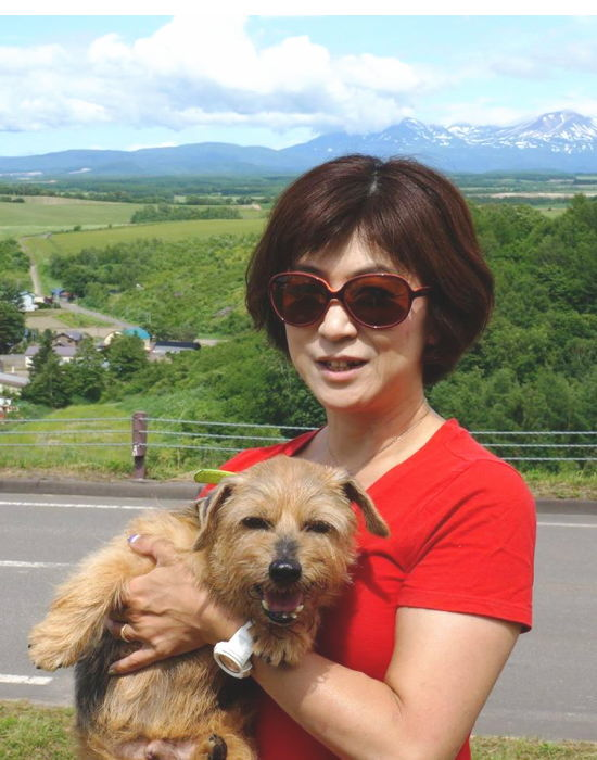 Gwinji me in Hokkaido