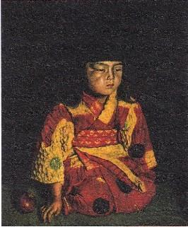 岸田劉生展-06