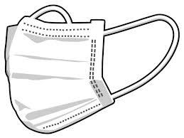 マスクのイラスト20200208