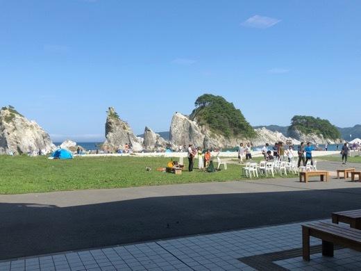 三陸旅行 浄土ヶ浜