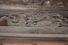 不動堂彫刻3