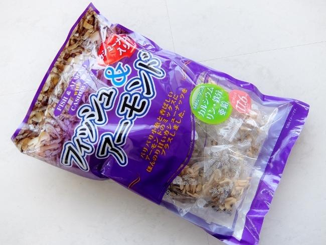 コストコ ◆ フィッシュ&アーモンド 998円也 ◆