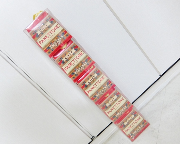 コストコ ◆ ミニパネトーネ 100G X 5 977円也(591円引き) ◆