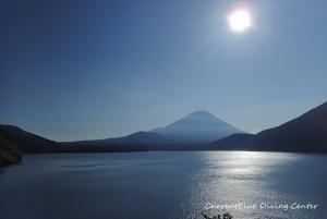 1本栖湖ダイビング富士山ダイビング西白井 (2)