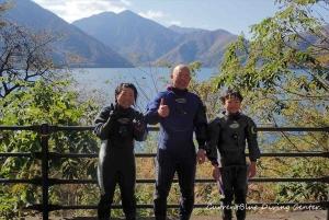 2本栖湖ダイビング白井市ダイビング千葉ニュータウンおすすめ (1)