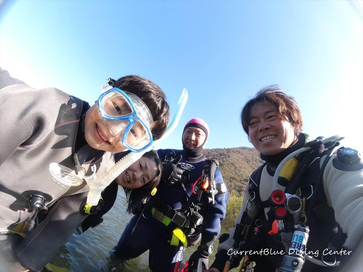 2本栖湖ダイビング白井市ダイビング千葉ニュータウンおすすめ (2)