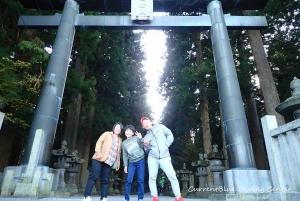 6本栖湖ダイビング浅間神社,白井市レジャー (1)