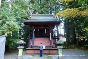 6本栖湖ダイビング浅間神社,白井市レジャー (6)