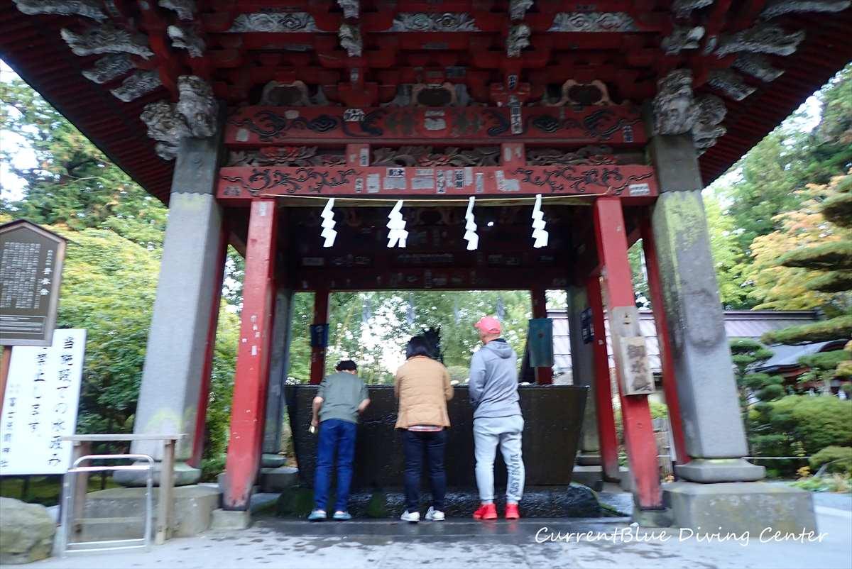 6本栖湖ダイビング浅間神社,白井市レジャー (7)