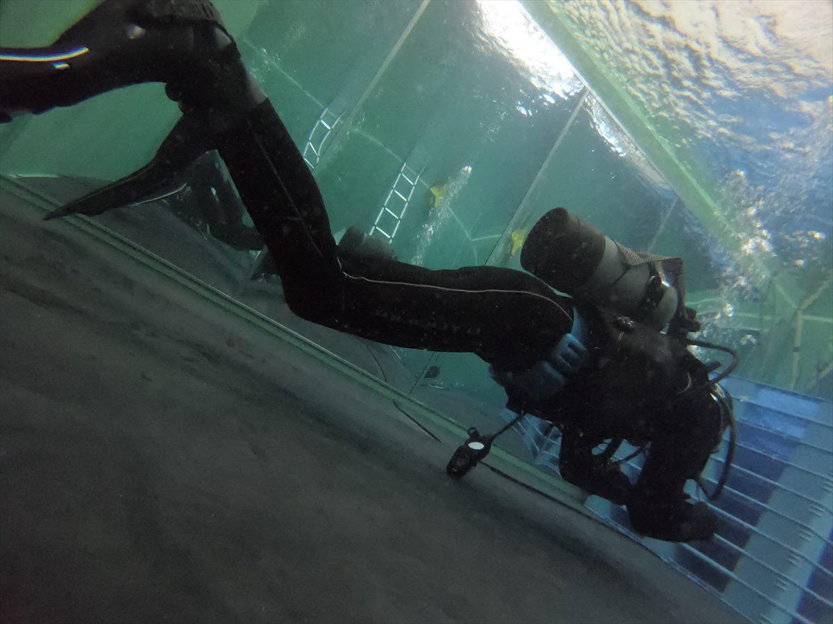 ダイビングスキルアッププログラムR