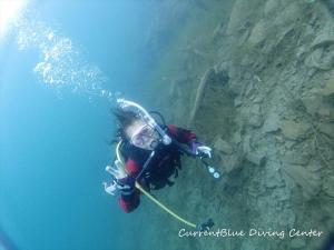 4本栖湖ダイビングツアーおすすめ世界遺産ダイビング (1)