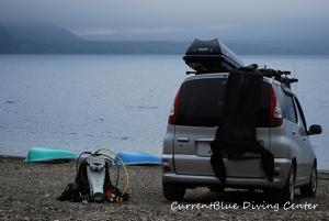 本栖湖キャンプ (2)