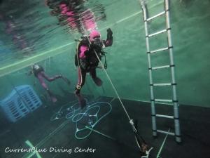 プールダイブ,ダイビングスキルプールレッスン,千葉ダイビングインストラクターコース (2)