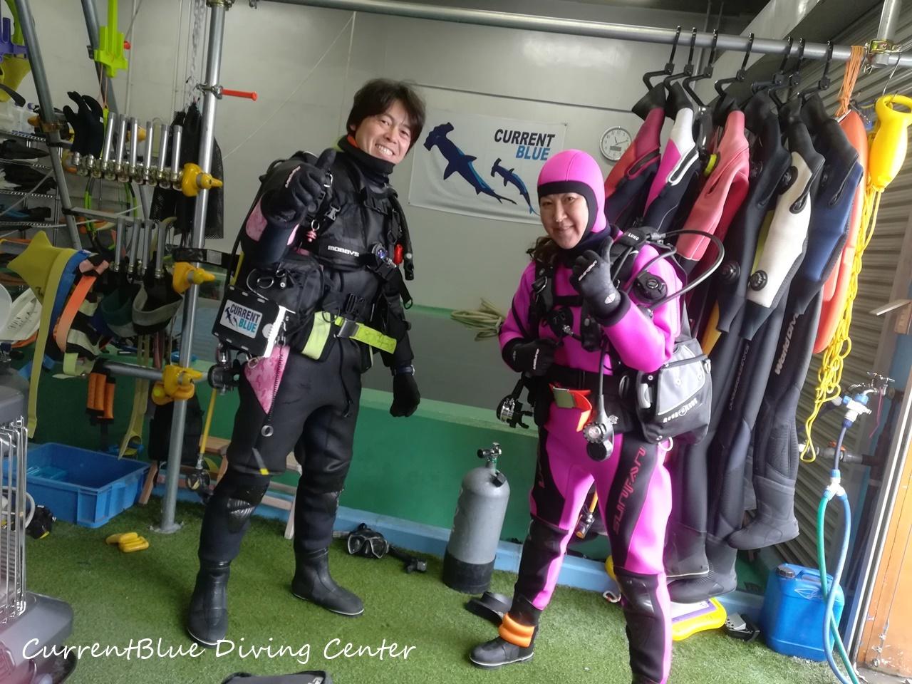 プールダイブ,ダイビングスキルプールレッスン,千葉ダイビングインストラクターコース (3)