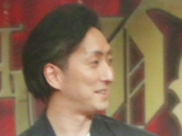 朝鮮耳の歌舞伎役者