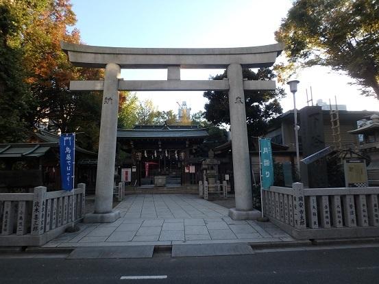 下谷神社 3