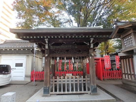 下谷神社 6