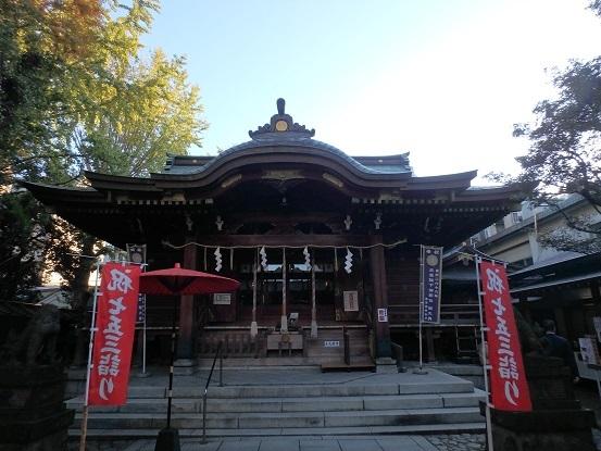 下谷神社 8