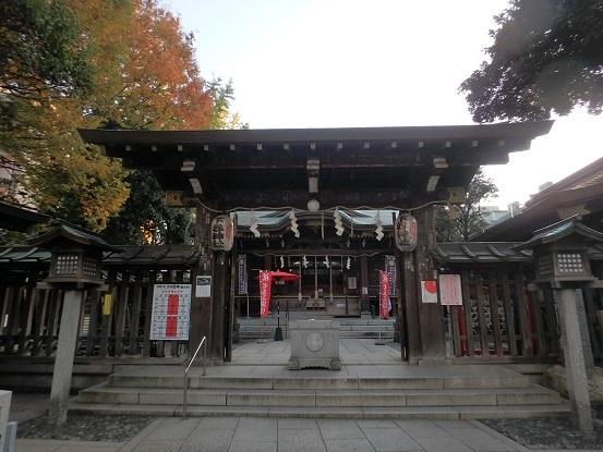 下谷神社 9