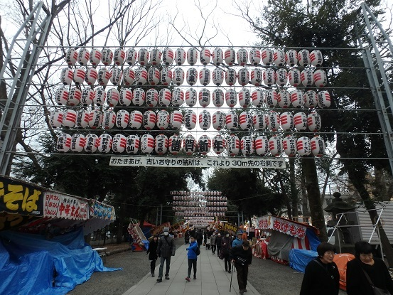 大國魂神社 4