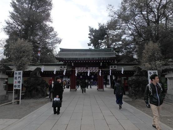 大國魂神社 7