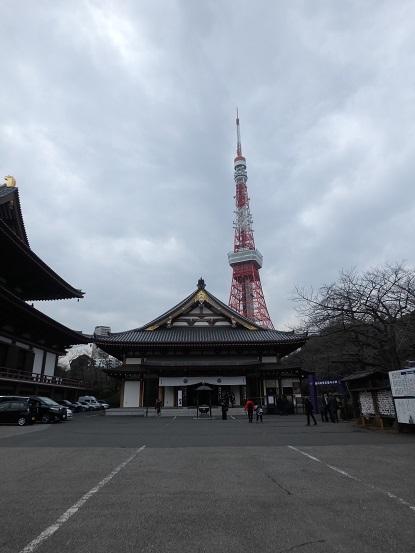 増上寺 5