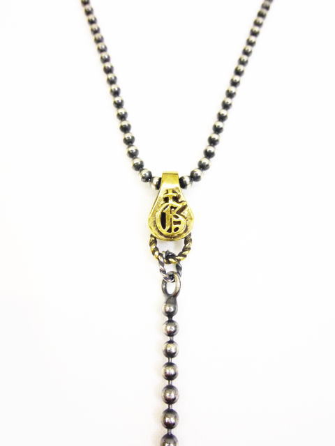 GANGSTERVILLE galcia(ガルシア)×GSV PENDANT-ROSARY