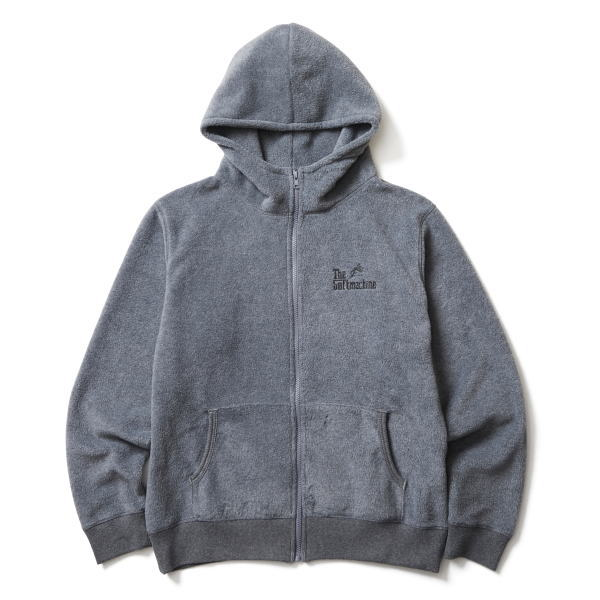 SOFTMACHINE GOD FLEECE HOODED