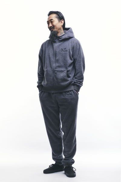 SOFTMACHINE GOD FLEECE HOODED GOD FLEECE PANTS