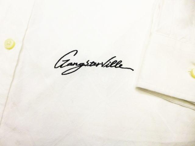 GANGSTERVILLE SMUGGLER-L/S SHIRTS