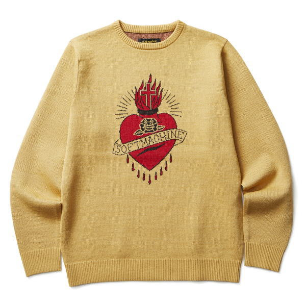 SOFTMACHINE SACRED SWEATER