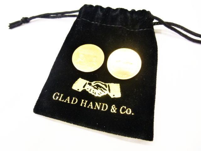 GLAD HAND MEDAL