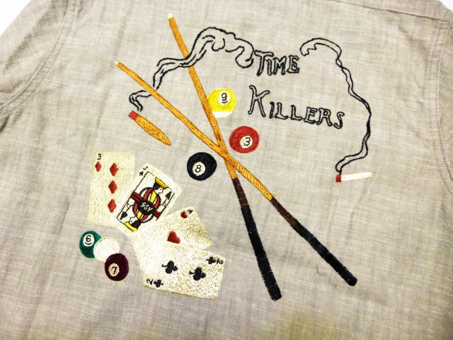 GANGSTERVILLE TIME KILLERS-L/S SHIRTS
