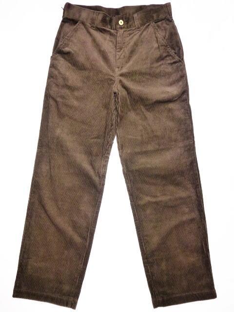 GANGSTERVILLE THUG-CORDUROY PANTS