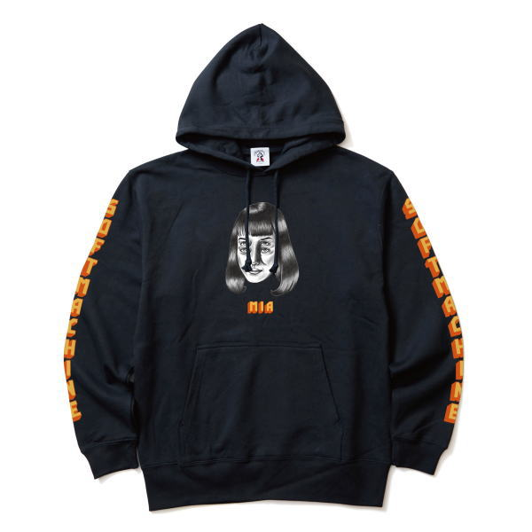 SOFTMACHINE MIA HOODED