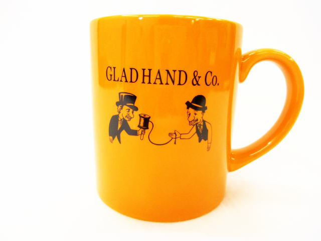 GLAD HAND MUG