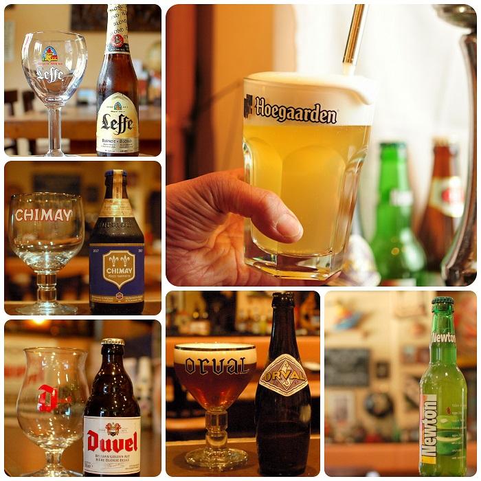 Collage_Fotorベルギービール - コピー