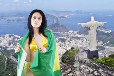 【いいね!】ブラジルはやっぱり熱い!美女達もHOT!