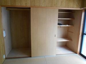 収納(2階和室)